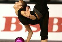 Ginnastica ritmica - Rhythmic gimnastic