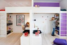 kids  |  space to share / ideas for shared kids rooms