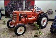 Zetor 25 tractors