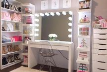 Beauty / Glam room
