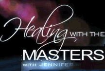 Healing With the Masters 12 - a free event / by Envigorate.Me