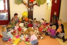 Kinderopvang: 0-2 jaar (SKZ) / Ideeën en tips voor allen die werken en leren met 0-2 jarigen.