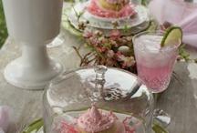 The Tea Event / by Kathy Leonard