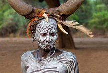 tribal/postapo shamanism
