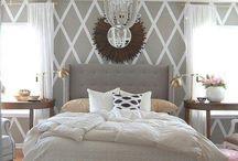 bedroom / by Tinah Twardowski