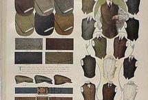 Early 20th century mens fashion