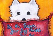 Westie Love / by Kristin Dickey