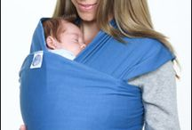 Wear all of the babies! / We carry the Moby Wrap as well as the K'Tan! We have demos in the store that you are more than welcome to touch and feel! We highly recommend you play before you purchase! ;)
