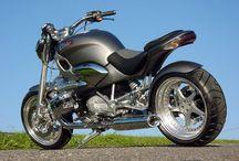 BMW bikes