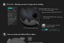 How to: zbrush