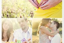 Maternity picture ideas  / by Jessica Riff