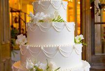 Wedding cake / Kage