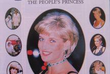 Prinsessa Diana ja perhe