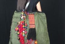 Hippie bags