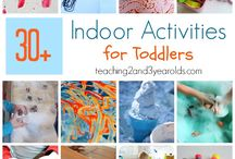 Toddleperson Activities
