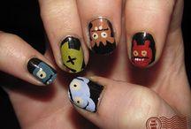 Fun Nail Art / by Jessica Arber