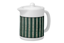 Unique customizable kitchenware and mugs on Zazzle / by YANKA on the WEB