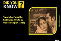 Trivia / Bollywoodirect presents you some interesting facts about Hindi Cinema.