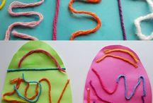 Easter Craft for preschoolers