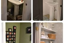 prateleiras banheiro