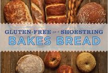 Gluten Free Bread Recipes / Gluten free recipes from and inspired by my cookbook, Gluten Free on a Shoestring Bakes Bread (Perseus Books 2013). Gluten free bread will never be the same!
