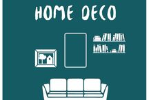 Home Deco / Get inspired at home.