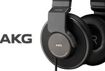 Best AKG Closed-Back Headphones / AKG's closed-back design headphones offer accurate & neutral sound from a closed system, which means you don't have to sacrifice any sound quality just because you want to wear your headphones in public! We're convinced that you will fall in love after you try a pair on, you truly can feel the quality when you hold them!