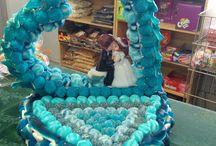 Confiserie clemex beauharnois / gateau mariage en bonbon