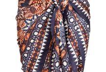 sarongs/pareos