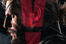 Sketch: Metal Gear Solid