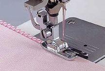 calcadores de máquina de costura