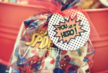 Spiderman party / by Lalaly Savir