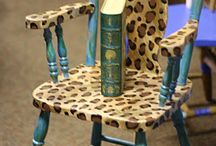 -Painted Kids Furniture- / by Hope Ozment House