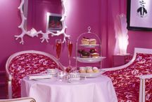 Afternoon Tea at the g / Galway City's only five star Hotel & Spa offering an exquisite afternoon tea experience in three Signature Lounges designed by Philip Treacy, milliner to Royaty and Hollywood stars.