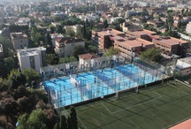 Rooftop Playground Surface Roof Top Sports Surfacing