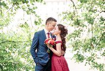 Sparrow Wedding Day   Marsala & Navy