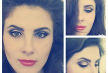 макияж и прическа