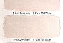 Nuancier / Une pièce harmonieuse et moderne doit respecter une bonne utilisation des couleurs, lesquelles pouvons-nous associer ?