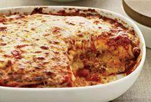Lasagna / Recipe