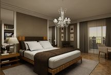 True Master Retreats / Master Bedrooms which truly create luxurious, relaxing retreat.