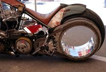 Choppers / by Lile Blackwell