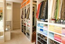 Ideal house; walk in wardrobes