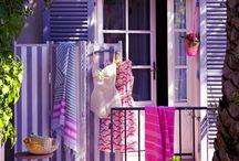 Hot Summer Colours