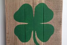 St. Patricks Day Signs