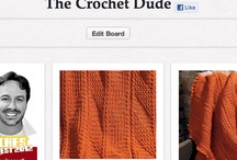 The Crochet Dude / by Marybeth Mank
