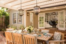 Backyard / Veranda