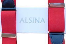 SUJETAMANGAS ALSINA / Complemento para mantener ajustadas las mangas de la camisa.