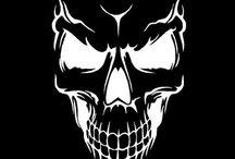 skull decals