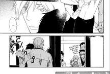 Shounen Ai, BL and Yaoi manga