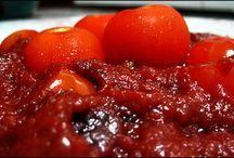 Receta/Recipe   Salsa Cherrys picantes / Todas las recetas / All recipes http://elreceton.blogspot.com.es/